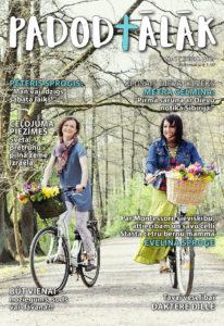 """Žurnāls """"Marija un Marta"""" turpina savu darbību  ar jaunu nosaukumu un izskatu"""